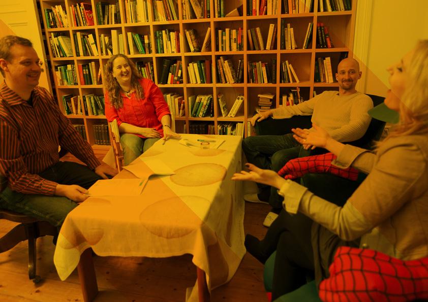 Ari Rämö: Pomon tehtävä on saada ihmiset hyvälle tuulelle