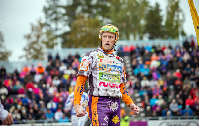 Jani Komulainen: Onnistumisen avain on vahva itseluottamus